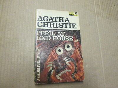 Acceptable - The Peril At End House - Christie, Agatha 1966-01-01   Pan • 4.79£