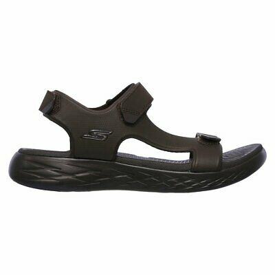 Sandals On The Go 600-Venture Skechers Brown Men • 47.76£
