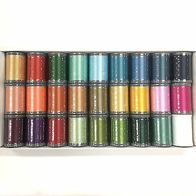£136.52 • Buy Janome Polyester Embroidery Thread Assortment Set #2