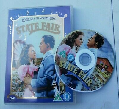 £3.25 • Buy State Fair (DVD) Rodgers And Hammerstein Musical