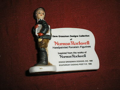 $ CDN17.88 • Buy Norman Rockwell Dave Grossman Store Display Sign 1980