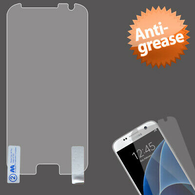 $ CDN2.45 • Buy For Samsung Galaxy S7 Anti-grease LCD Clear Screen Protector