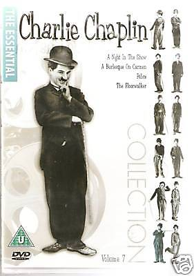 The Essential Charlie Chaplin Collection Volume 7 Dvd • 3.49£