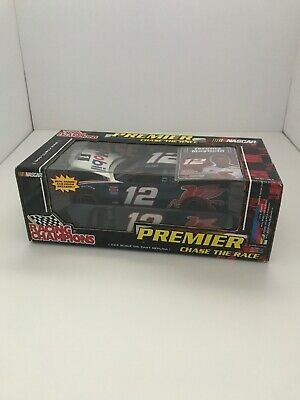 $26.99 • Buy 2001 FORD MOBIL ONE Jeremy Mayfield #12 Nascar Collectable Race Car With Cover
