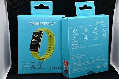 View Details Huawei Honor Band A2 Smart Wristband HR Sleep Monitor Pedometer Fitness Tracker • 25.99£
