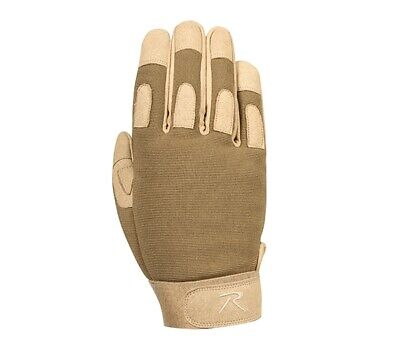$17.99 • Buy Rothco Coyote Lightweight Duty Gloves - 3421