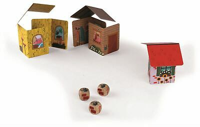 £10.99 • Buy Janod GAME OF SKILL - PIGGY STORY Wooden Toy BN