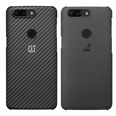 AU47.08 • Buy For Oneplus 5T 100% Original Silicone /Carbon Fiber Case Back Cover Protective