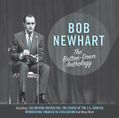 Bob Newhart The Button-down Anthology - 2 Cd Box Set - Comedy • 5.99£