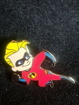 100% Authentic Disney Pin 33228The Incredibles Collection Dash Y3 • 10.16£