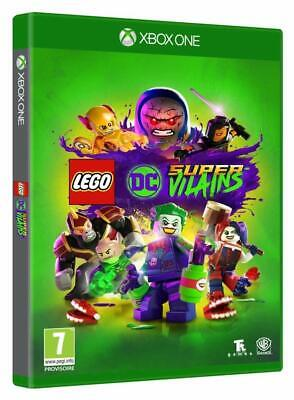 AU55.94 • Buy Xbox One Game Lego Dc Super-Villains DHL Quick Delivery New