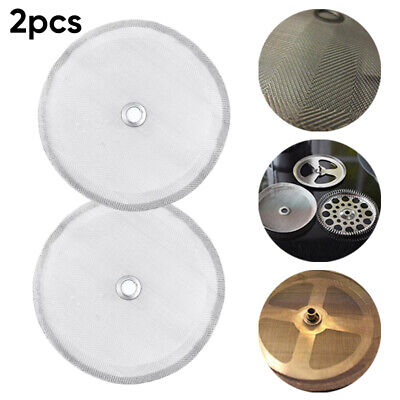 Replacement Spare Mesh Filter Plate French Press Cafetiere Coffee Maker 8 Cup • 2.85£
