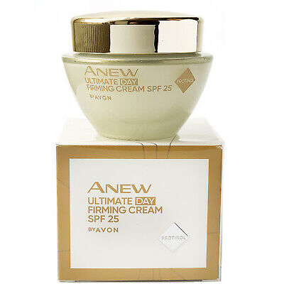 £11.90 • Buy Anew Ultimate Day Firming Cream SPF25 With Protinol™ By Avon - New & Sealed