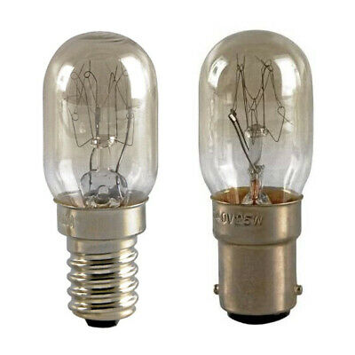 Eveready 15w Fridge / Appliance Bulb SES E14 SBC B15 Sewing Machine Lamp 240v • 1.99£