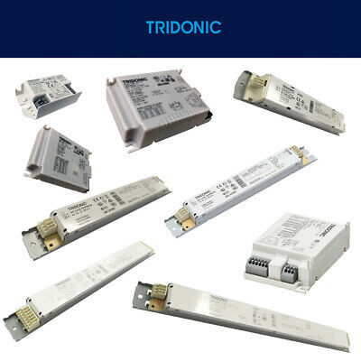 £14.59 • Buy Tridonic Electronic High Frequency Non-Dimmable Light Ballasts T5 T8 Compact CFL