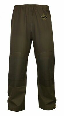 VASS NEW Team Vass 175 Winter KHAKI Edition Lined Trousers - Carp Fishing • 69.95£