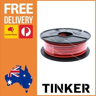 AU38.65 • Buy 4mm Single Core Cable Red 30m Roll Automotive Caravan Wire Aussie Made 28 Amp