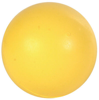 £8.25 • Buy Trixie Single Ball -  Natural SOLID HEAVY Rubber Dog Ball - 5cm 6cm 7cm Or 8cm
