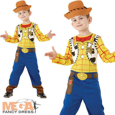 £11.99 • Buy Woody Boys Fancy Dress Disney Toy Story Cowboy Character Kids Book Day Costume