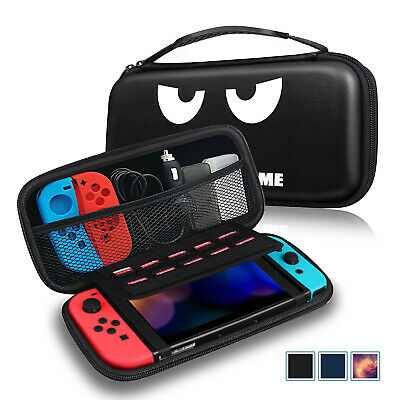 $12.79 • Buy For Nintendo Switch Portable Travel EVA Carry Case Cover Protective Storage Bag