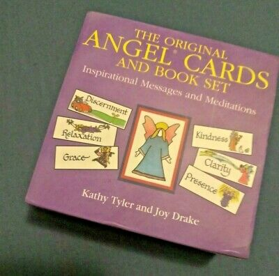 £11.86 • Buy The Original Angel Cards And Book Set: Inspirational Messages And Meditations