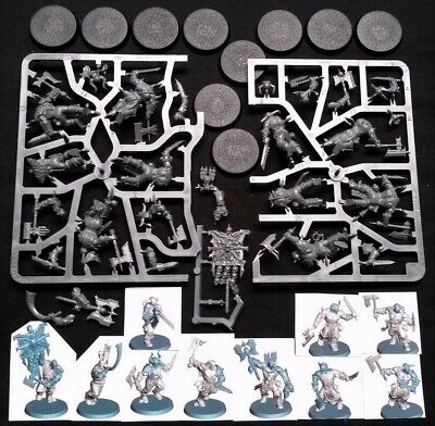 AU37.86 • Buy 10 Bloodreavers Blades Of Khorne Goreblade Warhammer Age Sigmar Blood Reavers