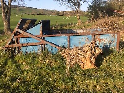 £400 • Buy Silage Sides For 8 Ton West Trailer