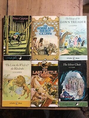 £10 • Buy C S Lewis Book Lot X6