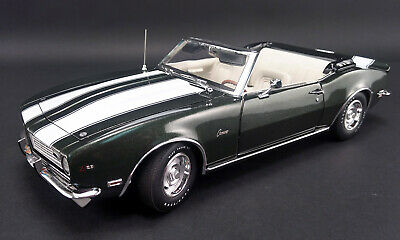 1968 Chevrolet Camaro Z/28 Convertible ACME LE MIB JUST ARRIVED! • 99.96$