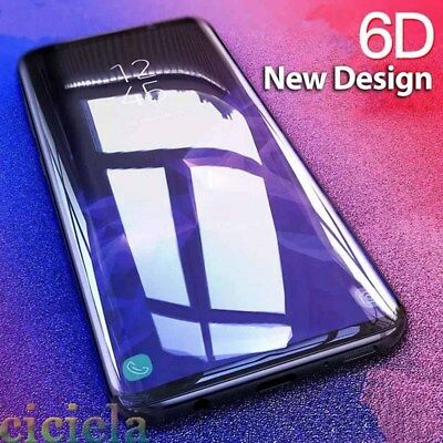 $ CDN5.75 • Buy 6D Full Cover Tempered Glass Screen Protector For Samsung Galaxy S7 Edge