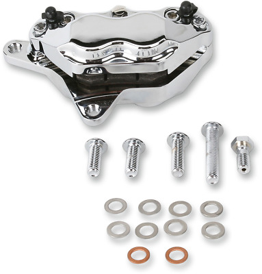 $371.37 • Buy Hawg Halters FKHSCC100 Direct Bolt-On 4 Piston Front Caliper Kit