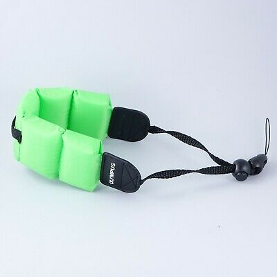 Olympus Float Strap For Underwater Cameras, Green #QF3 • 5.71£