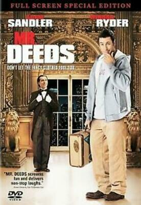 $5.48 • Buy Mr. Deeds (DVD, 2002, Full Screen Special Edition) NEW