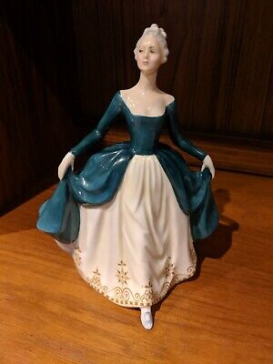 $ CDN40 • Buy Royal Doulton Porcelain Doll Figurine  Regal Lady  1974 Made In England HN 2709