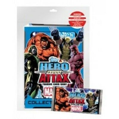 MARVEL  HERO ATTAX SERIES 2 BASIC  / BASE CARDS From 049 To 192 CHOOSE BY TOPPS • 0.99£