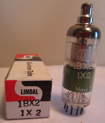 AU25.30 • Buy Lindal 1BX2 1X2 Electron Electronic Tube In Box NOS