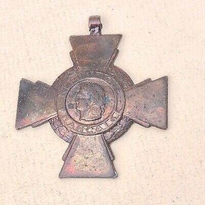 French Soldiers Medal For Valour 1ww  • 25£
