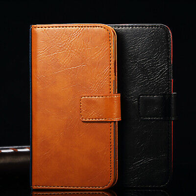 For IPhone 5S SE 6 6S Plus Magnetic Stitching PU Leather Wallet Flip Case Cover • 3.79£