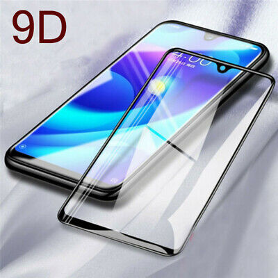 $1.85 • Buy For Xiaomi Redmi Note 7 9D Curved Full Cover Tempered Glass Screen Protector