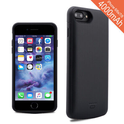 AU53.99 • Buy Fit IPhone 6 6s 7 8 XS Battery Case, Rechargeable Extended Battery Charger Case