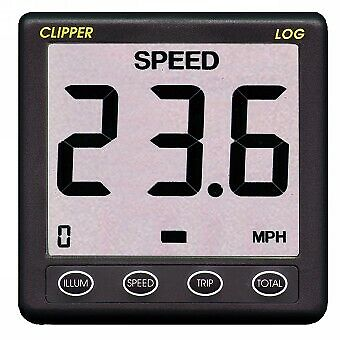 Nasa Clipper Speed And Distance  Log • 149.44£