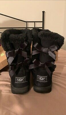 e893b853221 ugg bailey bow black