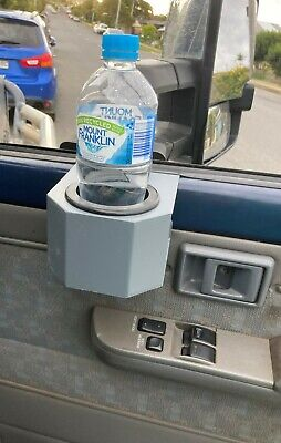 AU33 • Buy Cup Holder Fits 70 Series Toyota Landcruiser New Style VDJ79 HDJ79 HDJ75 HZJ75