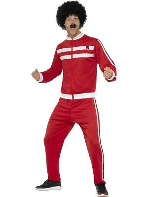 AU39.95 • Buy Scouser Tracksuit Liverpool 90's Classic Stag Night Fancy Dress Costume