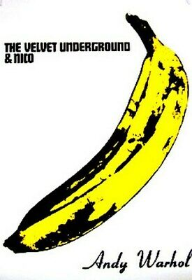 $5.99 • Buy THE VELVET UNDERGROUND POSTER Andy Warhol Banana