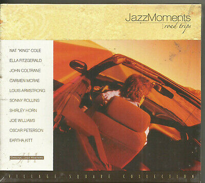 £1.05 • Buy Jazz Moments: Road Trips - Nat King Cole, Ella Fitzgerald, Louis Armstrong, Eart