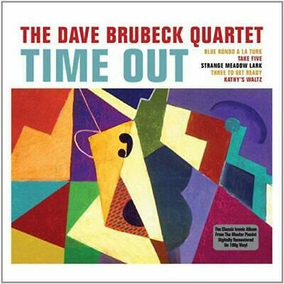 The Dave Brubeck Quartet Time Out Kathys Waltz Take Five 180G Vinyl LP Record • 14.99£