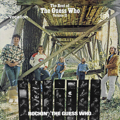 The Guess Who - Rockin' & The Best Of The Guess Who - Volume 2 - CDSML8562 • 13.99£