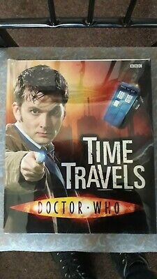Collection Of Doctor Who Books Including A Hard Back Book, Paper Model Kit • 15£