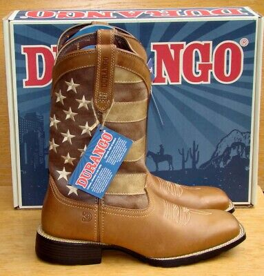 ef115ed17a5 american flag boots